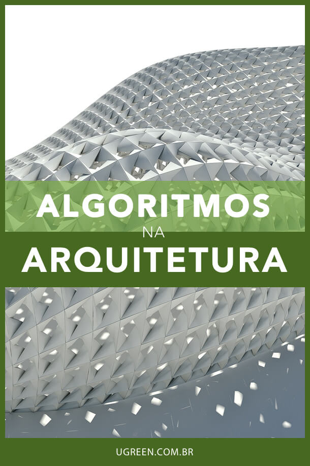 algoritmos na arquitetura