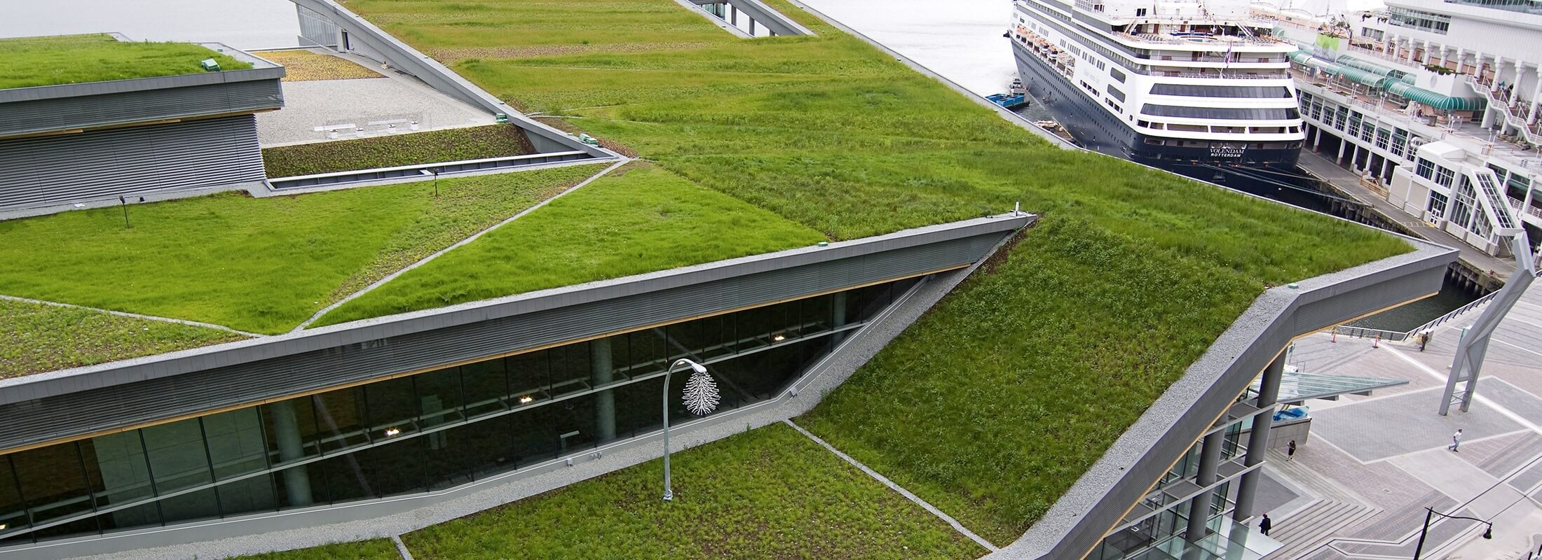 green roof technology Since 2006, the city of toronto has been a leader in municipal green roof policy toronto's green roof strategy and green roo.