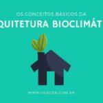 arquitetura bioclimatica