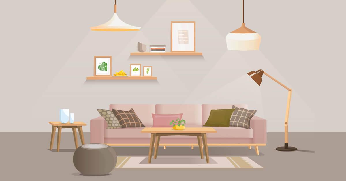 projeto de interiores sustentáveis
