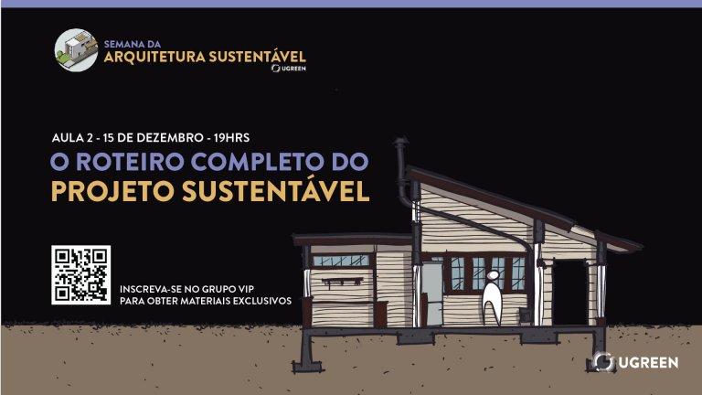poster Os Bastidores de Projetos Sustentáveis