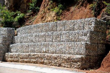 Muro de arrimo